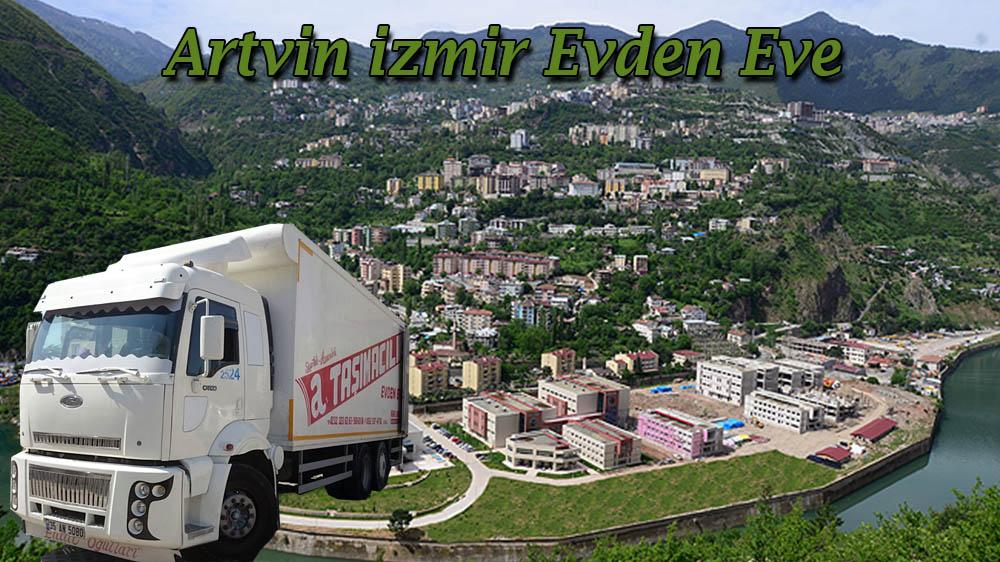 Artvin Evden Eve Nakliye
