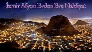 İzmir Afyon Evden Eve