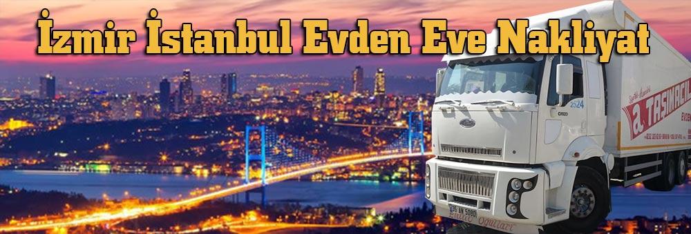 İzmir İstanbul Evden Eve